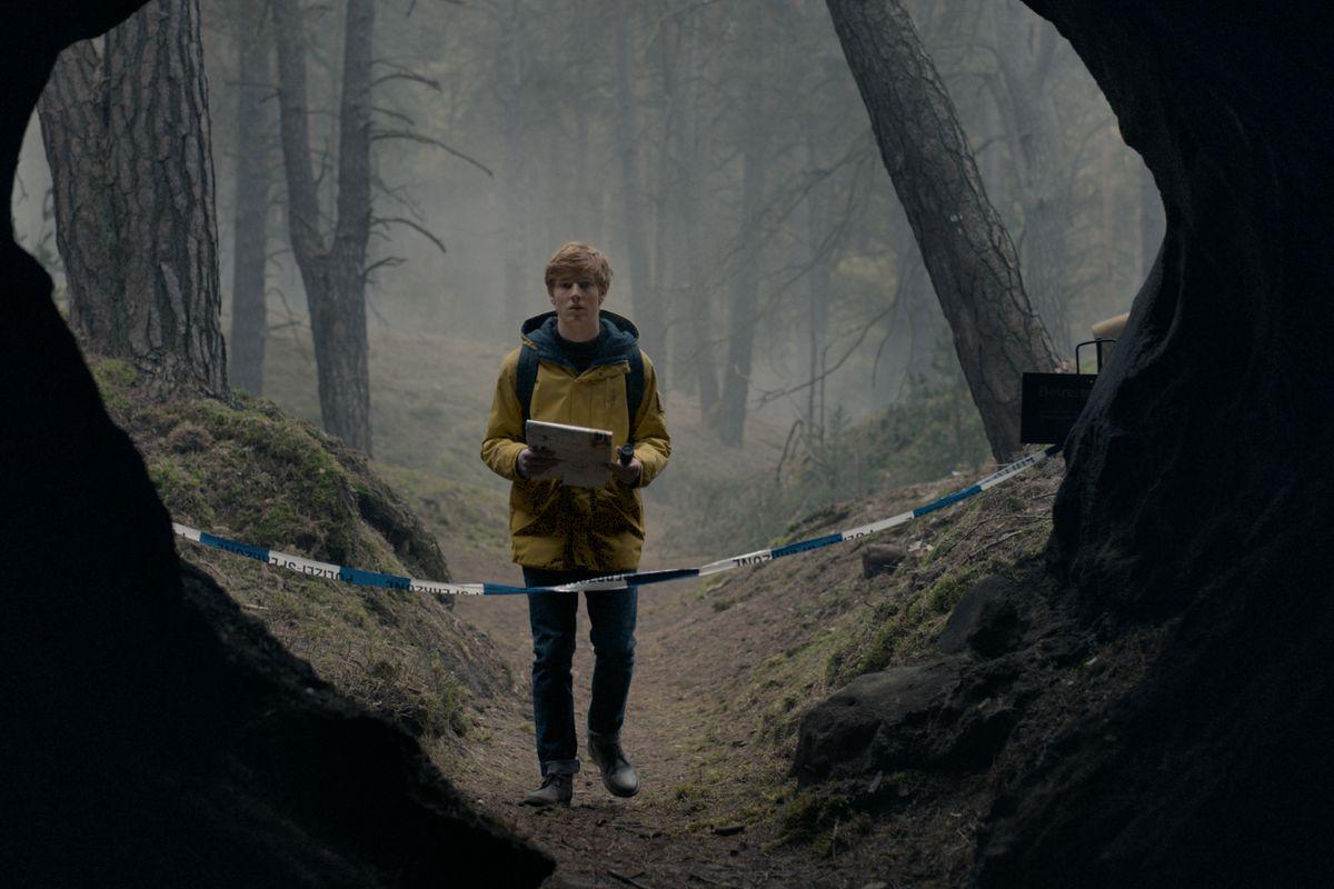 Dark, a German Sci Fi show on Netflix