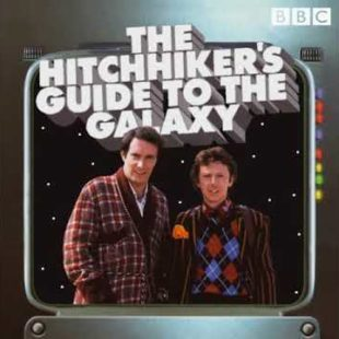SadCAST S01 Review (pts. 1-3) – Hitchhikers Guide to the Galaxy