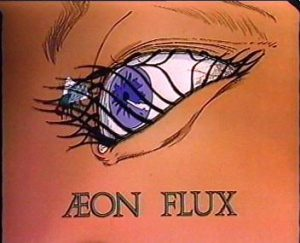 Aeon Flux Animated TV show