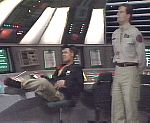 Rimmer and Lister argue