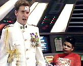 Rimmer as he would like to be