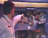 No me!  says Rimmer!