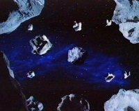 The Psiren Asteroid Belt