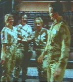 Rimmer's cool with the ladies.