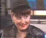 "Clare Grogan as ""Kochanski Camille"""