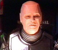 Kryten believes in Silicone Heaven