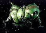 Starbug - full frontal!