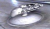 Defence laser turret