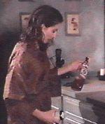 Lise finds Baldi's booze