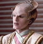 A really freaky looking Delenn