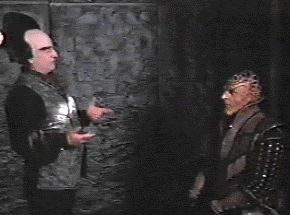 Londo and G'Kar share a cell