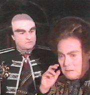 Londo talks to his crazy Regent