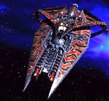 Picture of sa Narn Starcruiser