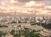 The view over Minbar