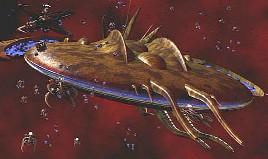 The Vorlon Planet Killer