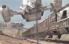 The Train Job