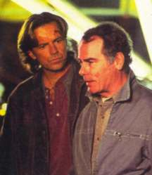 Tom with Gus (Dean Stockwell)