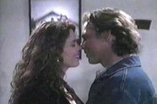 Tom and loving wife Alyson (Megan Gallagher)