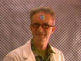 Third eye of the mad professor