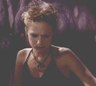Patricia Zentilli as Laleen in Lexx Wake the Dead 2.10 (Click for a larger image)