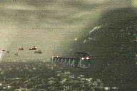 The prisoner ships arrive at the Cluster
