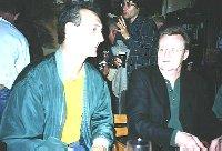 Sad & Brian Downey