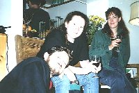 Fishbone, Rachel and Cykat