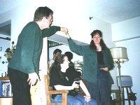 Brian, Rachel and Cykat