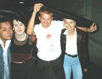 Master, Cass, Jihad and Sally
