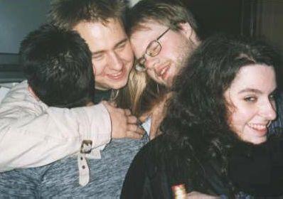 Group hug, Doro, Jihad, Sally, Eo, Erith
