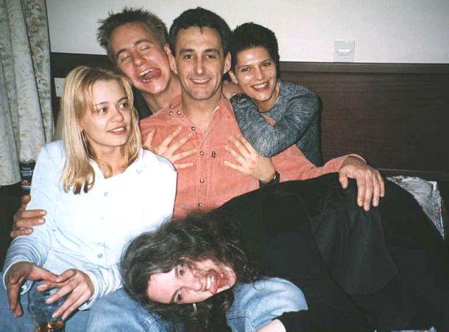 Sally, Jihad, SG, Doro and the wonderful Erith  :-)