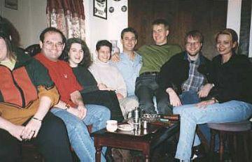 Flare, Burntime, Erith, Doro, SG, Jihad, Eo, Sally.