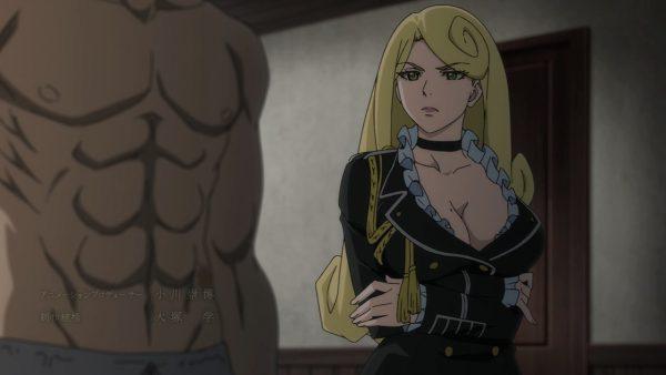 Lieutenant Liza